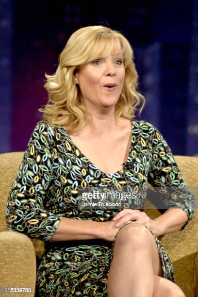 Bonnie Hunt on the 'Jimmy Kimmel Live' show on ABC Photo by Jaimie Trueblood/WireImage/ABC