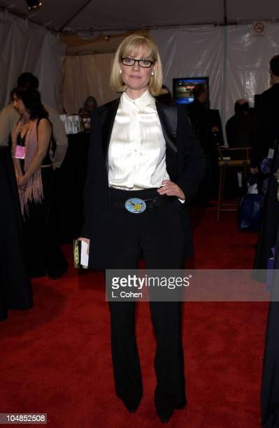 Bonnie Hunt wearing a JenStone belt at the 2003 People's Choice Awards Backstage Creations Talent Retreat