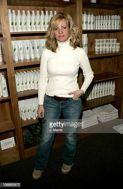 Bonnie Hunt with Biolage Style Studio during UPP Hot House sponsored by The North Face Napapijri Hush Puppies Nautica LEE Biolage Absolut Atkins...