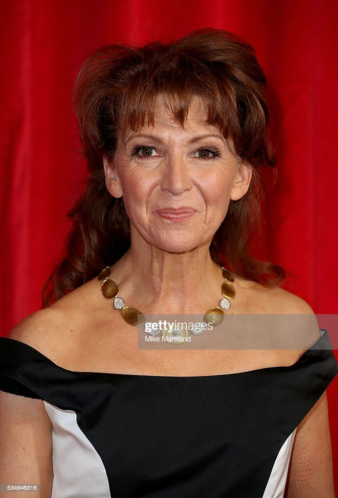 <a gi-track='captionPersonalityLinkClicked' href=/galleries/search?phrase=Bonnie+Langford&family=editorial&specificpeople=597911 ng-click='$event.stopPropagation()'>Bonnie Langford</a> attends the British Soap Awards 2016 at Hackney Empire on May 28, 2016 in London, England.