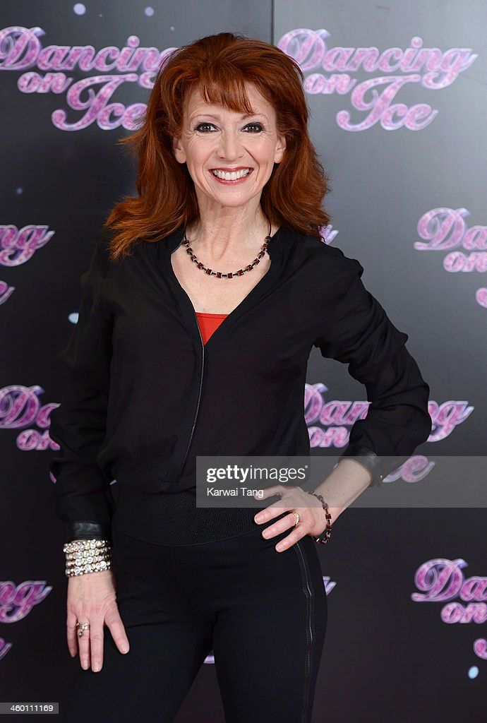 <a gi-track='captionPersonalityLinkClicked' href=/galleries/search?phrase=Bonnie+Langford&family=editorial&specificpeople=597911 ng-click='$event.stopPropagation()'>Bonnie Langford</a> attends the series launch photocall for 'Dancing on Ice' held at the London Studios on January 2, 2014 in London, England.