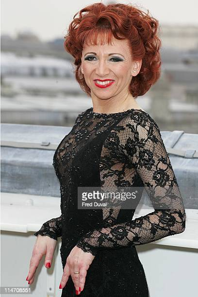Bonnie Langford during Smile Day Party Benefitting Aids Awareness Charity Body Soul at Trafalgar Hotel in London United Kingdom