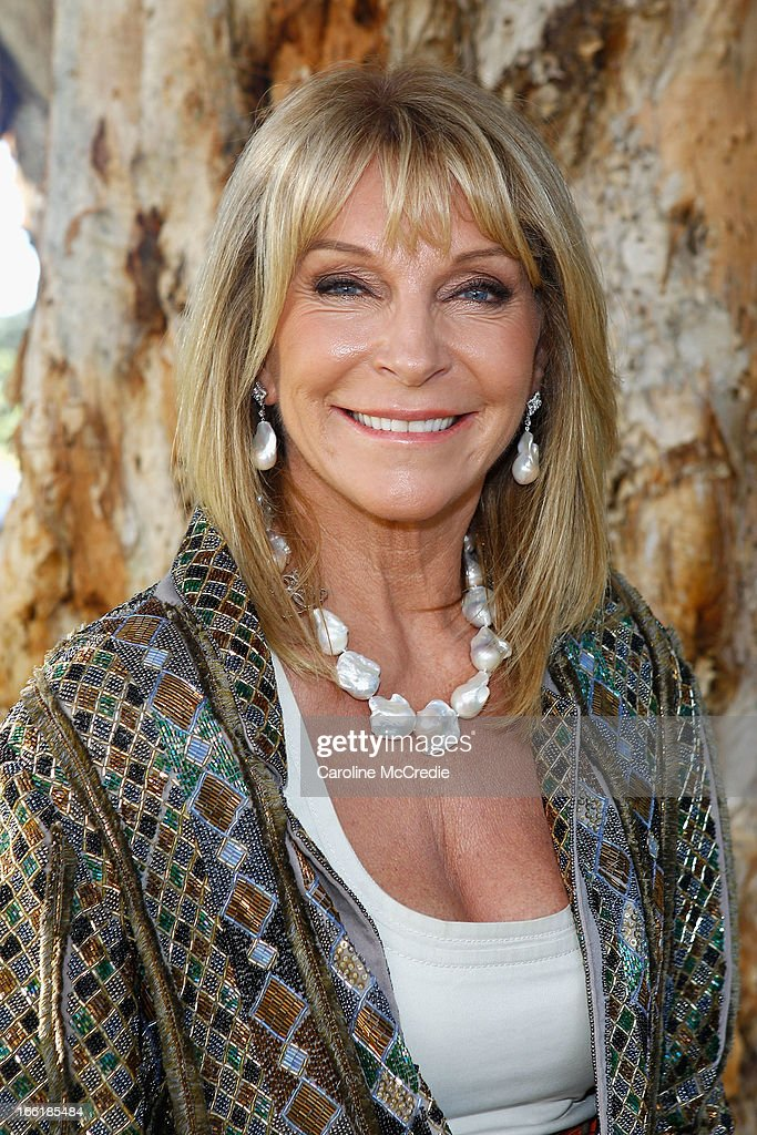 Bonnie Lythgoe attends the Camilla show during Mercedes-Benz Fashion Week Australia Spring/Summer 2013/14 at Centennial Park on April 10, 2013 in Sydney, Australia.