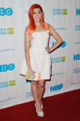 Bonnie McKee attends the raiseachildus gala benefiting foster and adoption programsat at the W Hollywood on May 18 2014 in Hollywood California