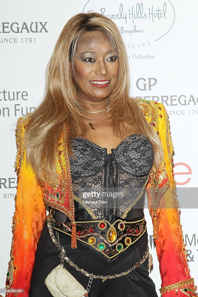 <a gi-track='captionPersonalityLinkClicked' href=/galleries/search?phrase=Bonnie+Pointer&family=editorial&specificpeople=8662687 ng-click='$event.stopPropagation()'>Bonnie Pointer</a> arrives at the Beverly Hills Hotel - 100th Anniversary Celebration held on June 16, 2012 in Beverly Hills, California.