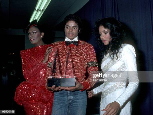 Bonnie Pointer Michael Jackson and LaToya Jackson
