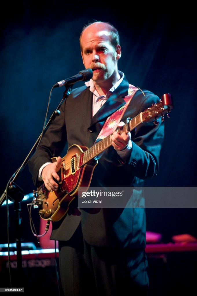 Bonnie 'Prince' Billy Performs In Barcelona