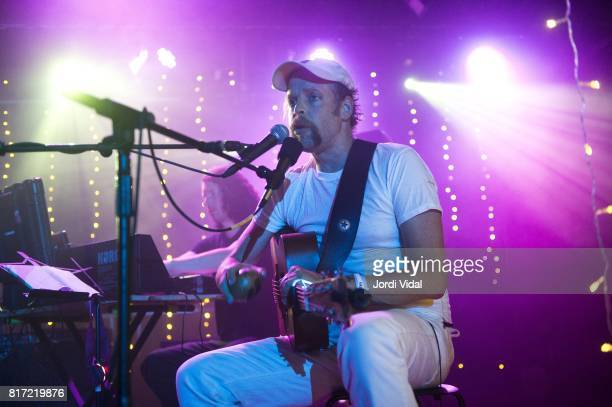 Bonnie Prince Billy performs on stage at Razzmatazz on July 17 2017 in Barcelona Spain