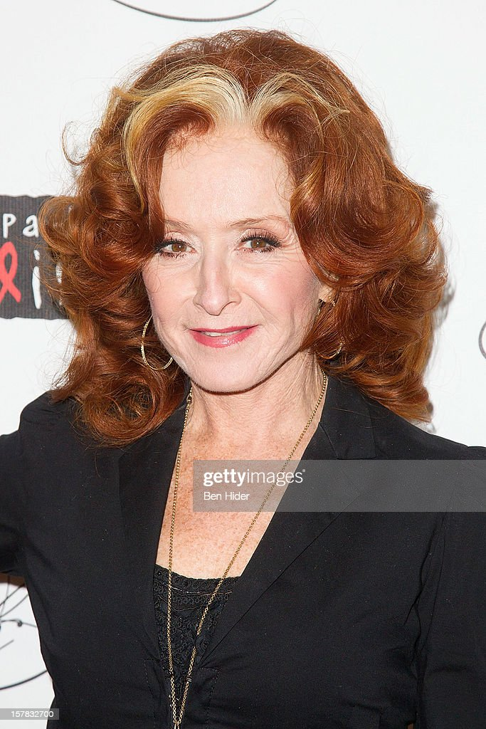 Bonnie Raitt attends the Keep A Child Alive's Black Ball Redux 2012 at The Apollo Theater on December 6, 2012 in New York City.