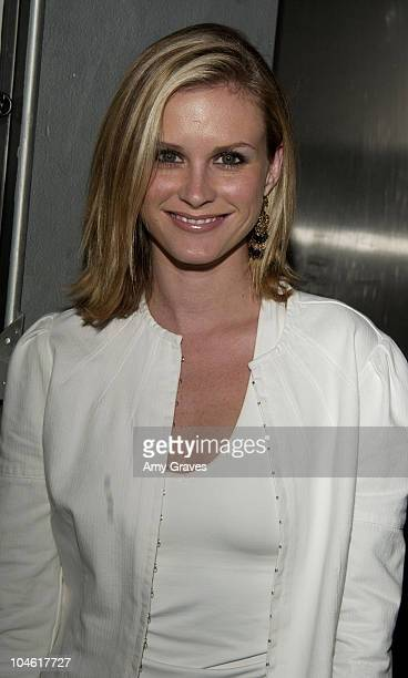 Bonnie Somerville during Mantra at The Key Club Every Saturday Night/GrandOpening at Key Club in West Hollywood California United States