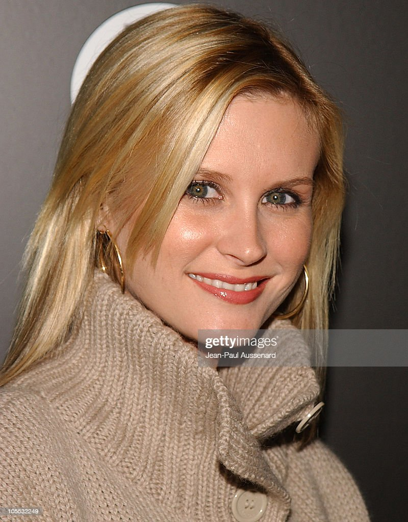 Bonnie Somerville during Motorola's Seventh Anniversary Party to Benefit Toys for Tots Arrivals at American Legion Hall in Los Angeles California...