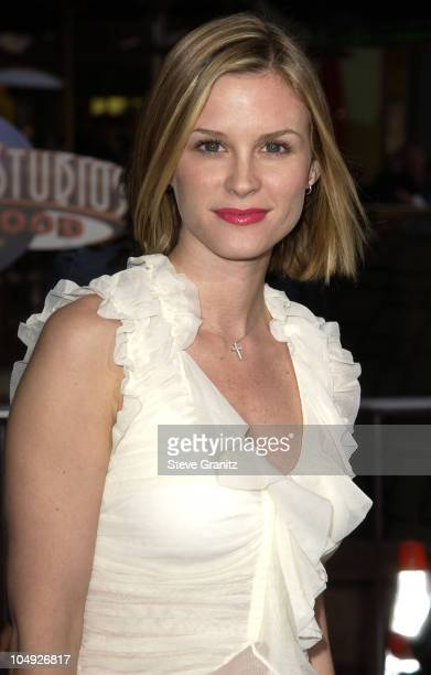Bonnie Somerville during 'The Scorpion King' Premiere at Universal Amphitheatre in Universal City California United States