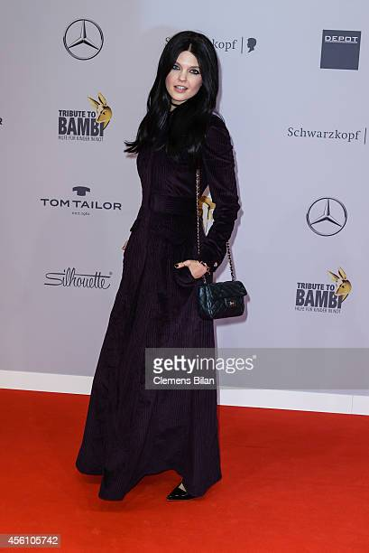 Bonnie Strange attends the Tribute To Bambi 2014 at Station on September 25 2014 in Berlin Germany
