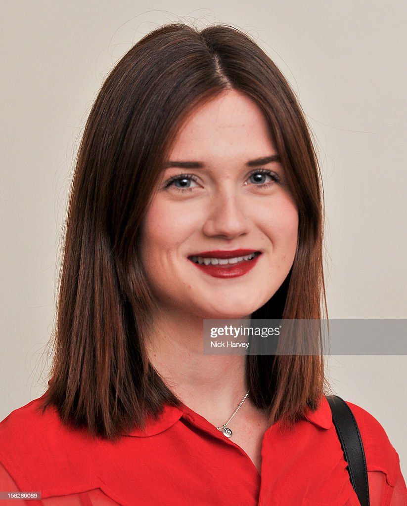 Bonnie Wright attends Jo Malone's Thoroughly Proper Party at Jo Malone London, Gloucester Place on December 12, 2012 in London, England.