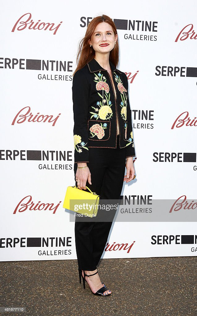 <a gi-track='captionPersonalityLinkClicked' href=/galleries/search?phrase=Bonnie+Wright&family=editorial&specificpeople=2165996 ng-click='$event.stopPropagation()'>Bonnie Wright</a> attends the The Serpentine Gallery summer party at The Serpentine Gallery on July 1, 2014 in London, England.