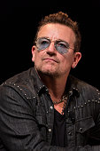 Bono attends the 'Bono and Jonathan Ive Seminar' during the 2014 Cannes Lions Festival on June 21 2014 in Cannes France