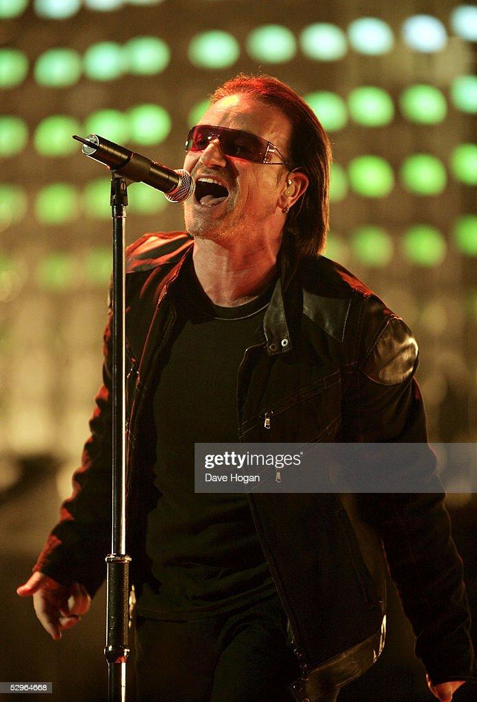 Global Warming views of Bono?