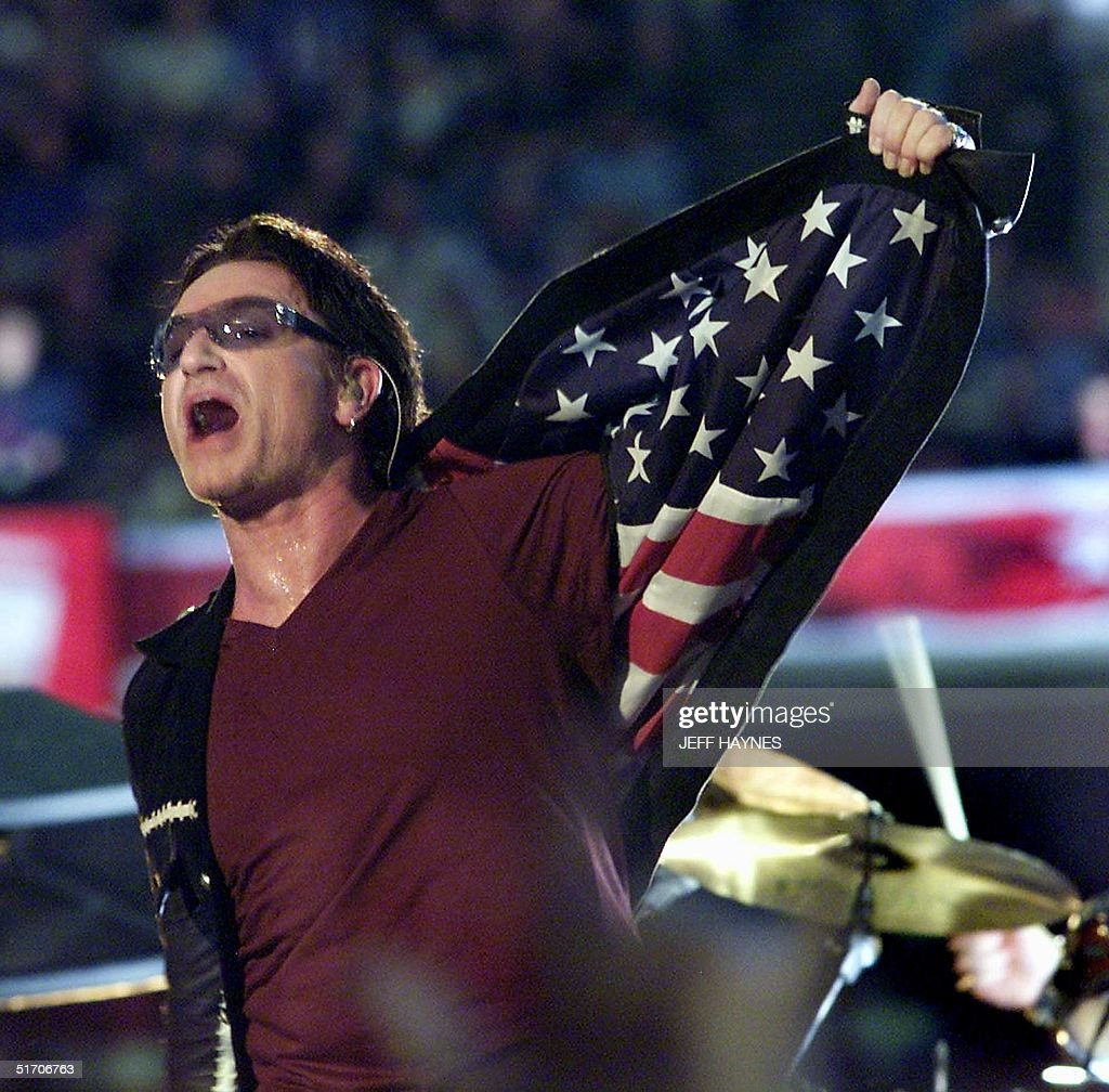 in focus 40 years since u2 formed photos and images getty images