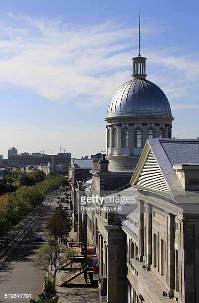 Bonsecours Market with Old Port