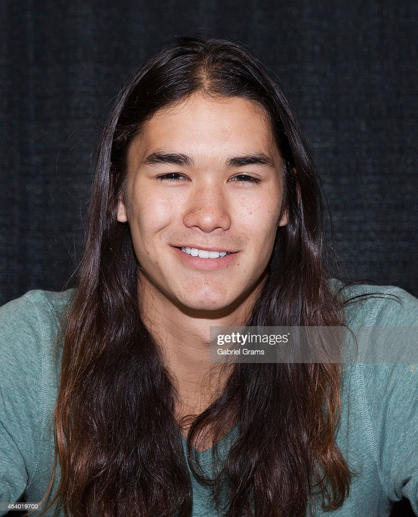 Booboo Stewart attends Wizard World Chicago Comic Con 2014 at Donald E. Stephens Convention Center on August 23, 2014 in Chicago, Illinois.