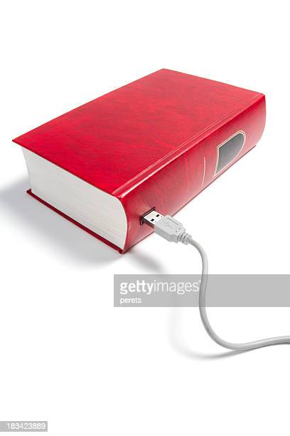 book with usb socket