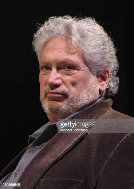 Book Writer Harvey Fierstein attends the 'Kinky Boots' Broadway Sneak Peek at Al Hirschfeld Theatre on February 28 2013 in New York City