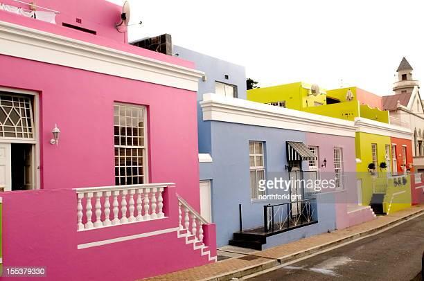 Boo-Kaap neighborhood in Cape Town