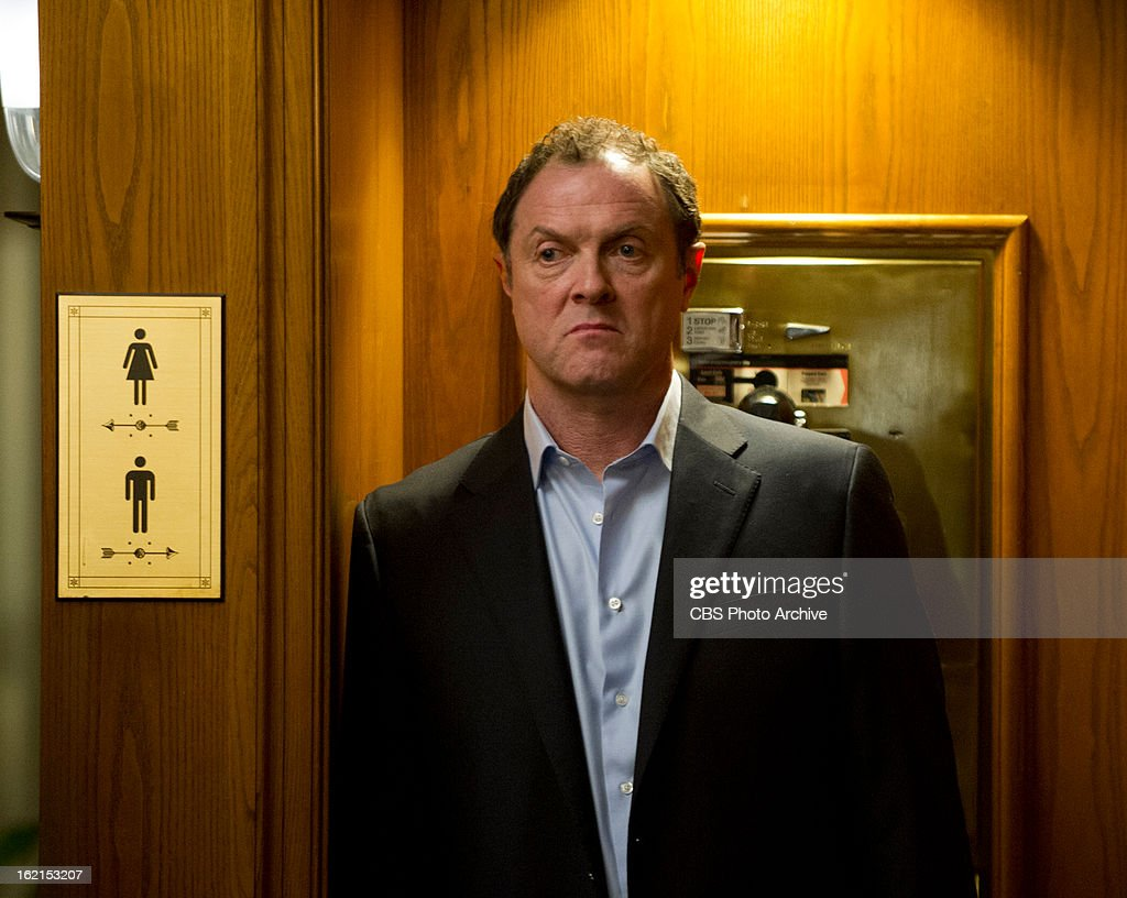 'Booked Solid' -- Hersh (Boris McGiver), Special Counsel's hit man makes another attempt to eliminate Reese on PERSON OF INTEREST, Thursday 2/14 (9:00-10:00 PM ET/PT) on the CBS Television Network.