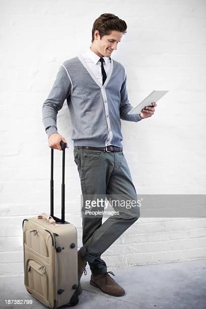 La prenotazione di un volo online