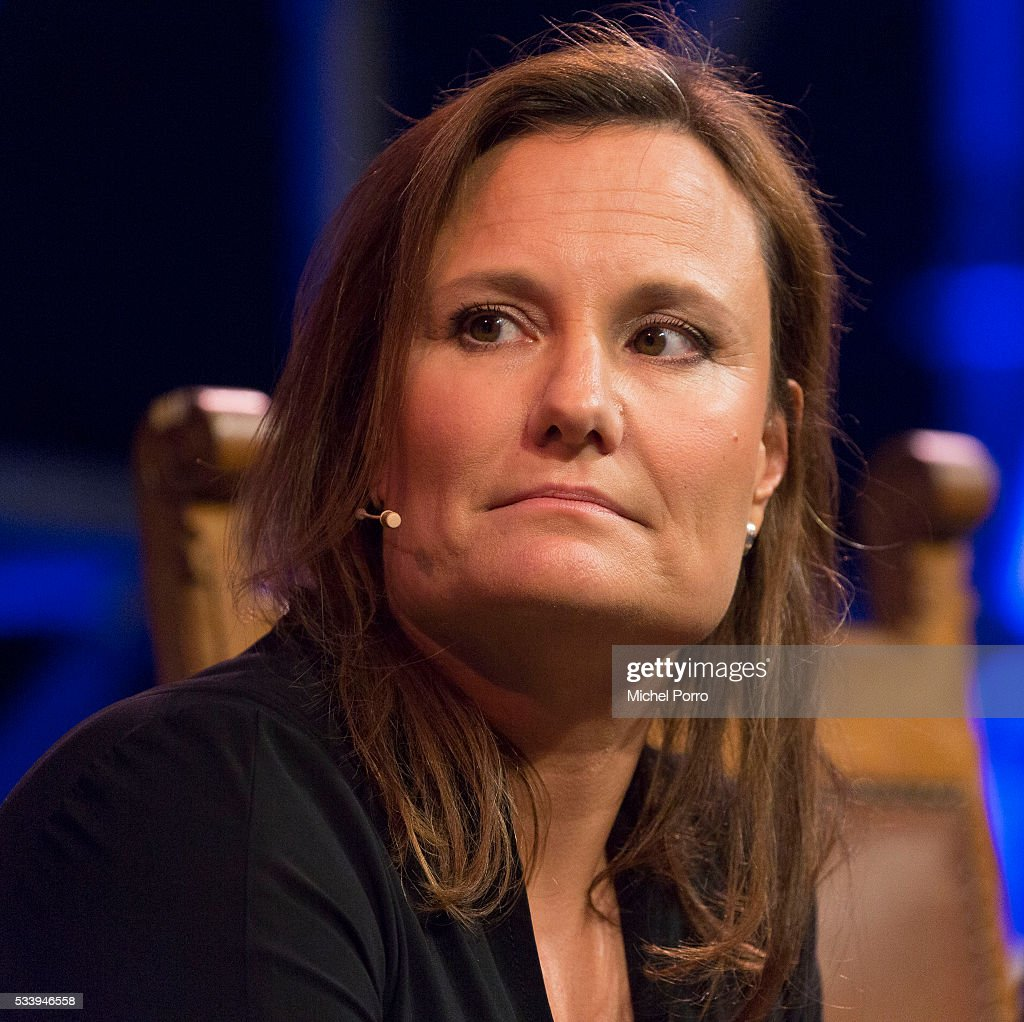 Booking.com Gillian Tans attends the kick-off of Startup Fest Europe on May 24, 2016 in Amsterdam, The Netherlands. The event facilitates match-making between investors and startup entrepreneurs from all over the world.