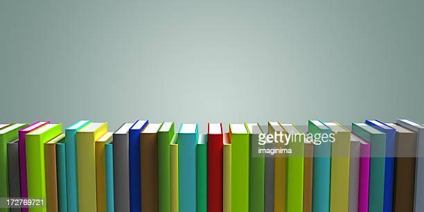 Bücher abstrakt#2
