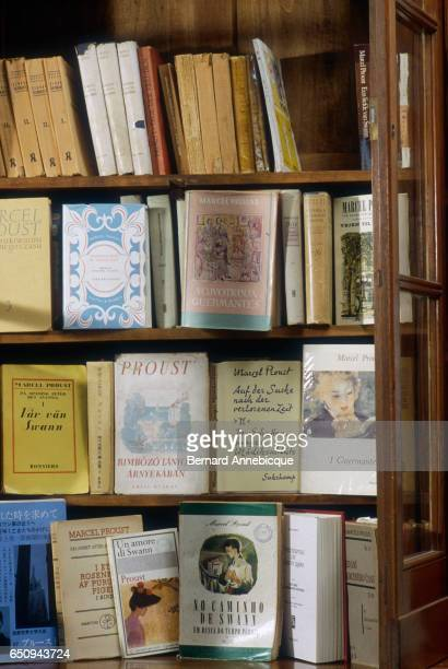 Books by Marcel Proust