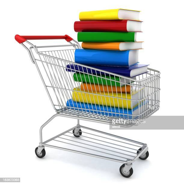 Books in Shopping Cart