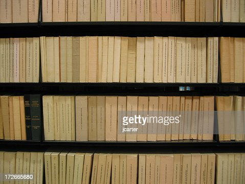 Books - wall of devoid