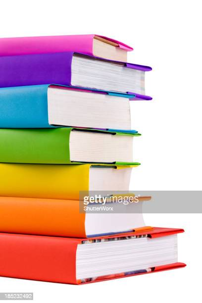 Books - With Clipping Path