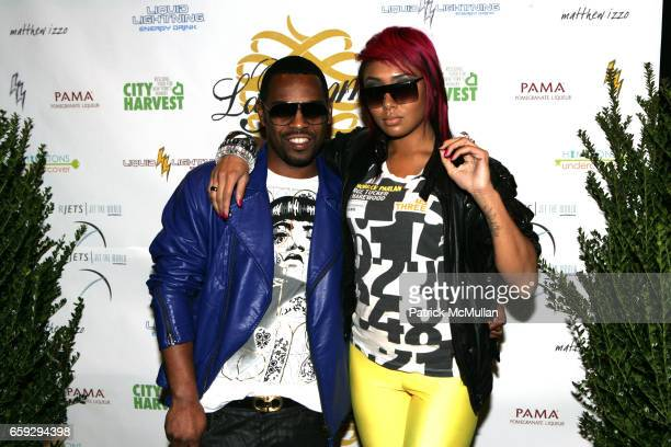 Boola and Mitsue attend Grand Opening of La Pomme at 37 W 26th St on September 17 2009 in New York City