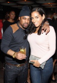 Boola and Sharon Carpenter attend the 2012 Hennessy Privilege Award Event at Catch Rooftop on October 23 2012 in New York City