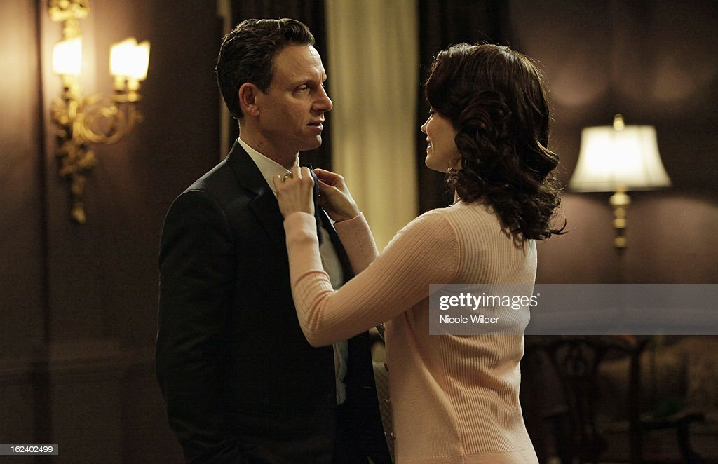 SCANDAL - 'Boom Goes the Dynamite' - Olivia and the team are hired by an up and coming politician, Peter Caldwell (Eric Mabius), but this time instead of fixing a scandal, they're playing high-powered matchmaker. Meanwhile, David is trying to leave the past behind him, but when he feels like he's being followed, he finally turns to the team at OPA for help. Back at the White House, Fitz is still struggling with whom to trust and how to handle a delicate hostage situation, and Jake just won't take no for an answer when it comes to dating Olivia, on ABC's 'Scandal,' THURSDAY, FEBRUARY 21 (10:02-11:00 p.m., ET) on the ABC Television Network. YOUNG