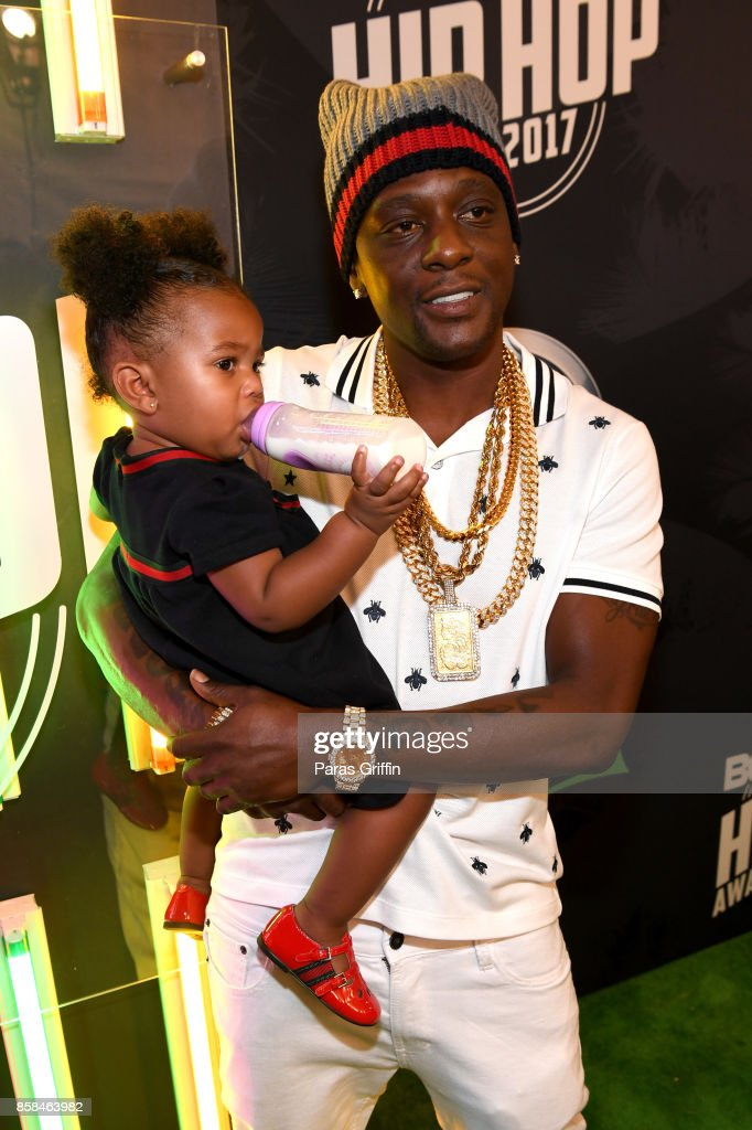 Boosie Badazz attends the BET Hip Hop Awards 2017 at The Fillmore Miami Beach at the Jackie Gleason Theater on October 6, 2017 in Miami Beach, Florida.