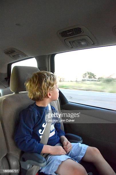 Booster Seat Boy