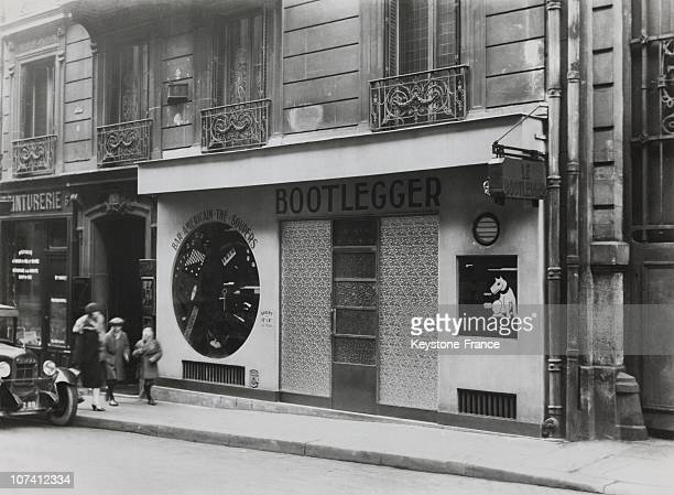 Bootlegger A French Bar Owner Inspired By American Prohibition In Paris On January 1930