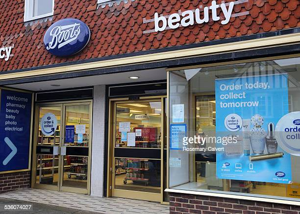 Boots pharmacy Haslemere High Street Haslemere Surrey UK's leading pharmacyled health and beauty retailer over 2500 stores across the country