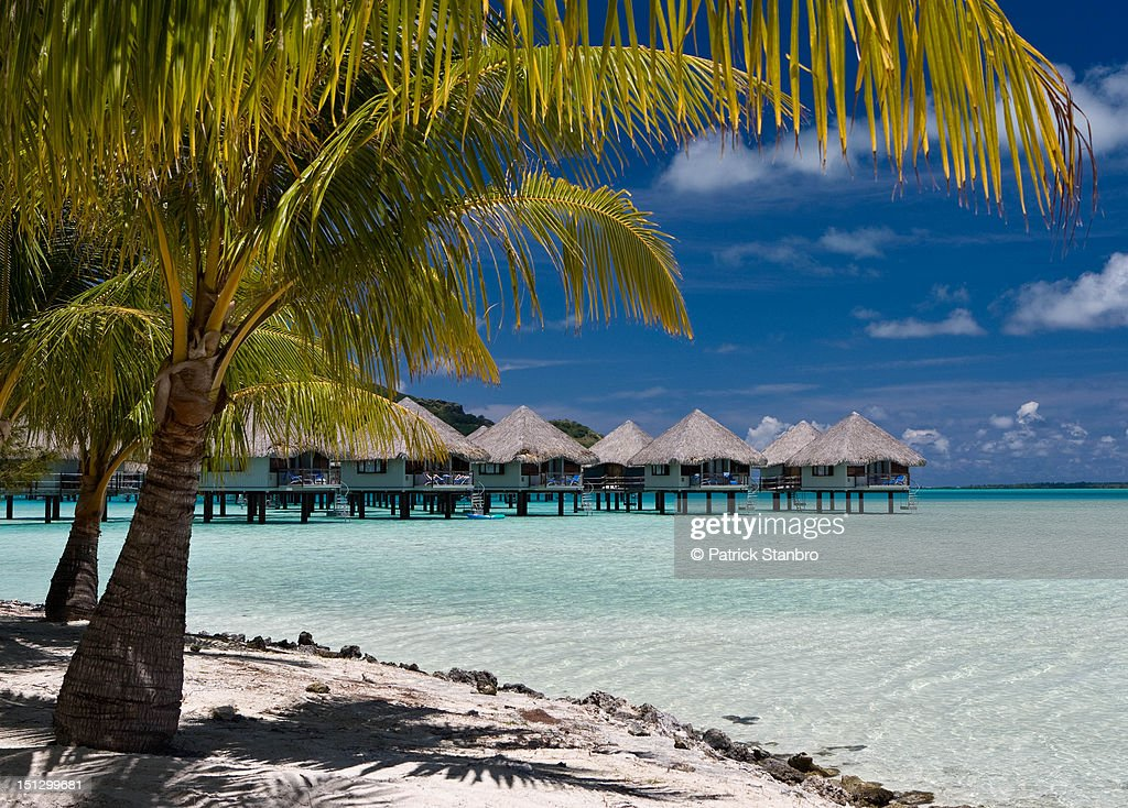 Bora Bora : Stock Photo