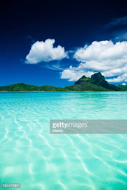 Bora-Bora Dream Vacation Island