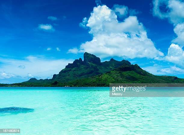 Bora-Bora Holiday Island