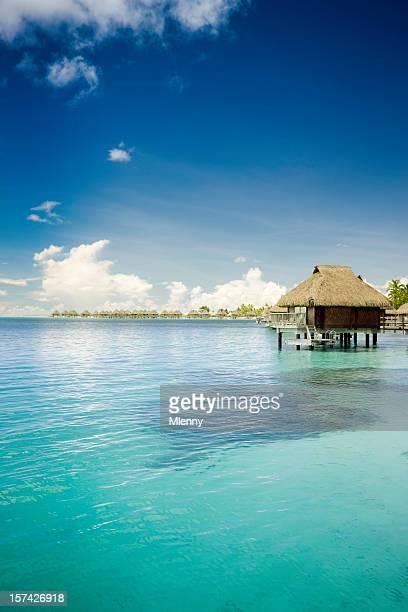 Complejo turístico de Bora Bora-Hotel