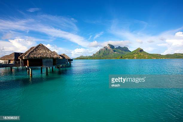 Bora-Bora lagoon
