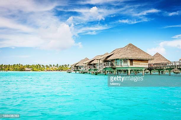 Bora-Bora luxe vacances de rêve