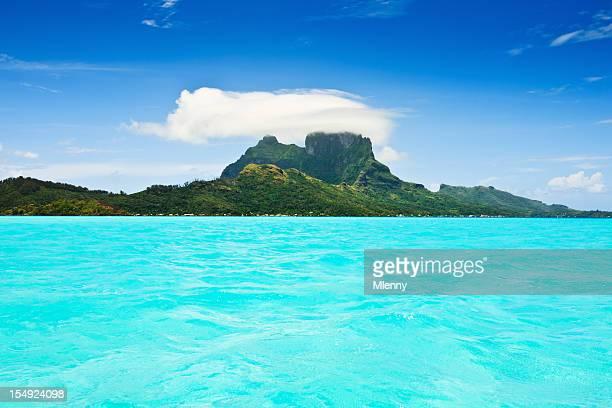 Bora-Bora Paradise Holiday Island