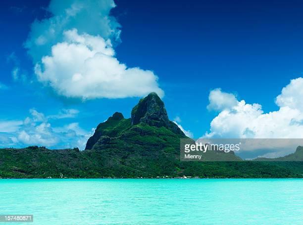 Isola di paradiso a Bora Bora